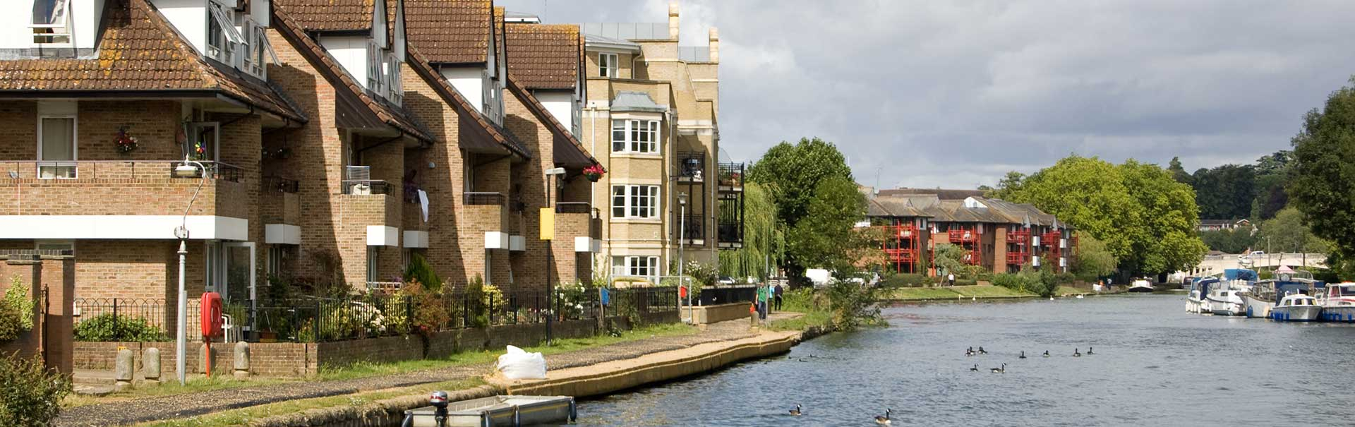 Reading Estate Agents - Reading Thames Path